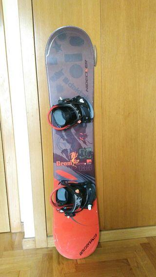 Tabla de Snowboard Nidecker