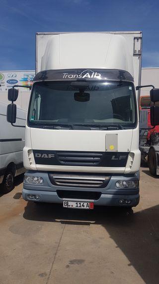 Camión Rígido 14 Toneladas DAF LF 55 280CV 2012