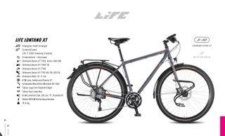 Bicicleta Ktm Life Lontano XT. TALLA 46