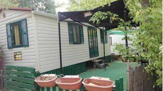 MOBIL HOME INSTALADA EN CAMPING