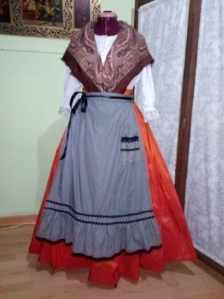 traje baturra