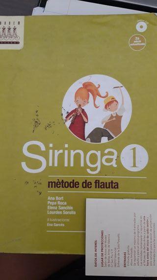 Libro de musica SIRINGA 1