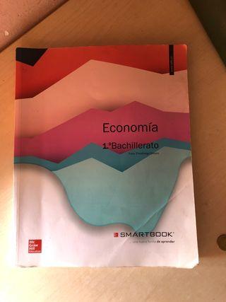 Libro Economía Leopoldo Queipo 1 bach