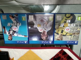 PS4 fifa 17/18/19