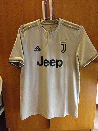 Segunda equipación Juventus