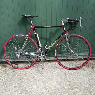 bicicleta clasica Macario