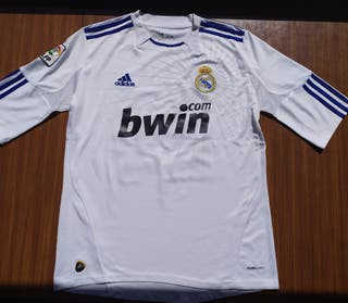 camiseta fútbol Real Madrid