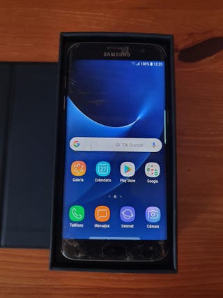 Galaxy S7 Edge 32GB Black Onyx
