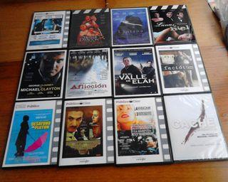 Lote de 37 Películas en DVD