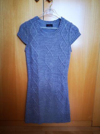 se vende vestido de punto inisde