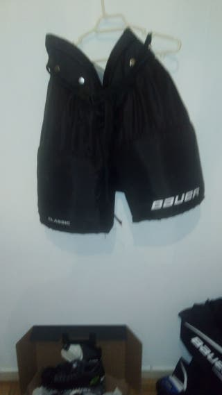 pantalon portero hockey