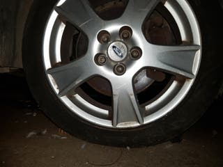 llantas aluminio Ford mondeo