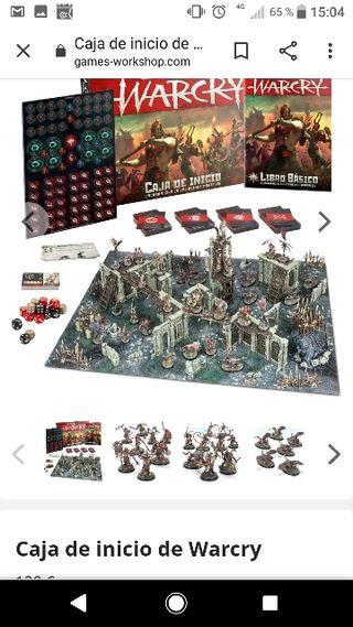 caja warcry completa warhammer