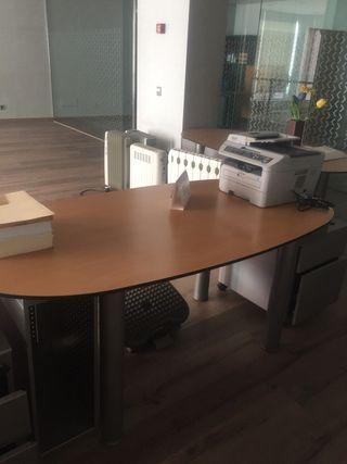 Mesa de trabajo informatico