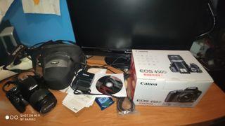 Canon 450D + 18-55