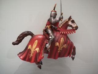 Figura caballero medieval
