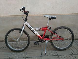 bici infantil regalo casco