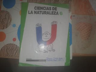 libro de ciencias de la naturaleza 6 primaria