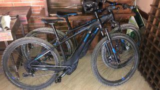 Bicicletas eléctrica de montaña CUBE