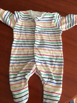 conjunto pijamas niño