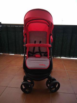 Cochecito asalvo baby