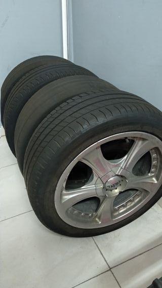 Neumáticos y llantas TARGA ®