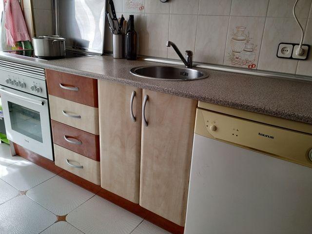 Muebles de Cocina de segunda mano por 300 € en Fuenlabrada ...