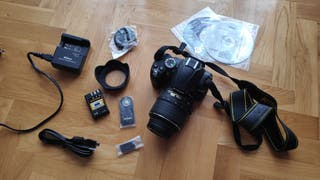 Camara Reflex digital Nikon D3000