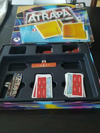 juego de mesa niños, atrapa , sin estrenar