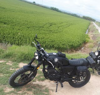 Hanway Sr Sport 125cc