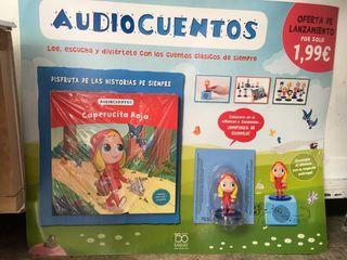 AUDIOCUENTOS #01 CAPERUCITA ROJA + PATITO FEO