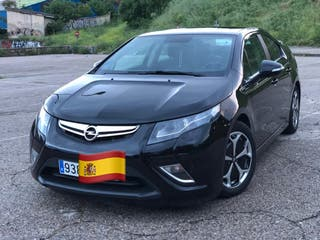 HÍBRIDO Enchufable Opel Ampera 2012