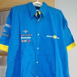 camisa oficial Fernando Alonso