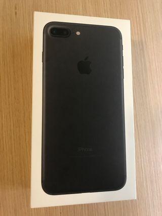 iPhone 7 Plus negro mate 32 gb