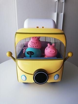 caravana Peppa pig
