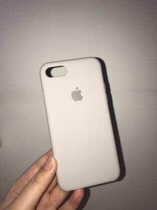Light grey iPhone case