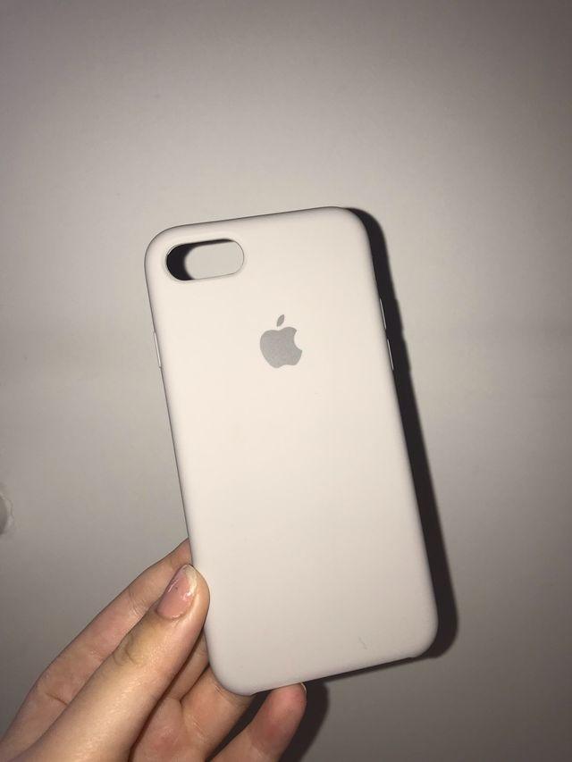 Light grey iPhone case