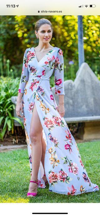 Vestido Boda Silvia Navarro
