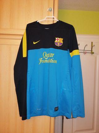 Sudadera entrenamiento FC Barcelona