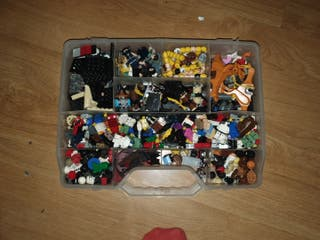 Mega Pack Personajes Lego