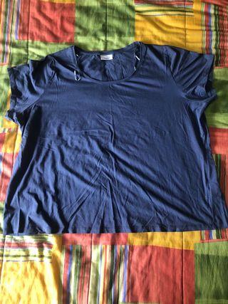 Camiseta muje c&a talla 54