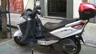 Scooter Sym 125 joyrider EVO