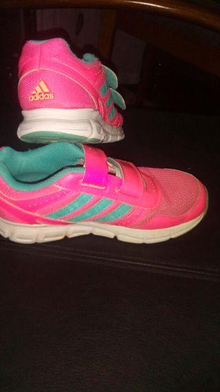 zapatillas adidas niña 29