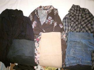 Lot roba embrassada / ropa embarazo