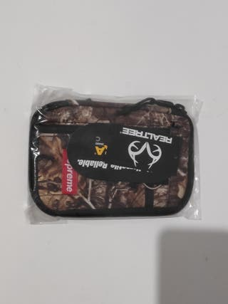 Small zip Poch Supreme cartera camo FW19