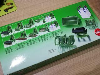 Accesorios para pala frontal tractor juguete