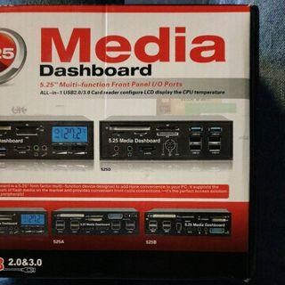 media525b pc dashboard