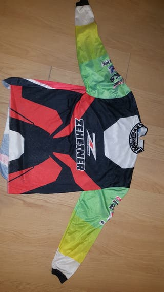 Camiseta Trial / Enduro / Cross T. XXL