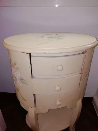 Mesa auxiliar de segunda mano en a coru a en wallapop - Segunda mano coruna muebles ...