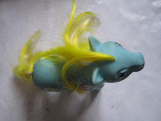 My little pony mi pequeño hasbro 84 velero barcos